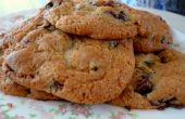 Le meilleur Chocolate Chip Cookies EV-er