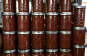 Canning Restaurant Style Salsa