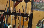 Rack de guitare de Plantstand