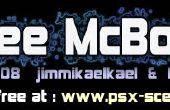 La lecture du média sur un réseau Samba/groupe de travail avec une Playstation 2 (avec Free McBoot et SMS)