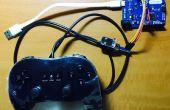 Manette de Wii USB utilisant Arduino Leonardo
