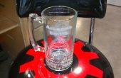 Système d'alignement pour Mug bière gravé au laser