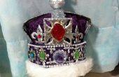 Couronne de couronnement de la Reine bricolage