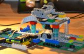 Un microscope de Raspberry Pi par caméra à l'aide de pièces LEGO