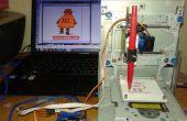 Robot d'instructables dessin de bouclier L293D CNC Mini - Arduino -