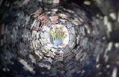 Tube photo encadreur de puzzle