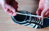Ancres de lacet bricolage - sans nœuds. Aucun noeuds.
