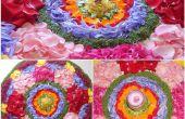 Pookalam (fleur Rangoli)