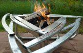 Arrière-cour Campfire = le retour de flamme