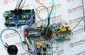 APR9600 Enregistrement vocal et système de lecture avec JRC286D puce ICStation Mega 2560 Compatible Arduino