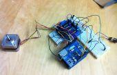 Arduino contrôlée stores automatisés avec une interface utilisateur Web