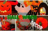 4 épique Halloween Party Decor idées