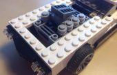 Comment construire un moteur de Lego V8 Supercharged
