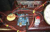 Téléphone cadran rotatif + Arduino + encre Invisible = cadeau d'anniversaire