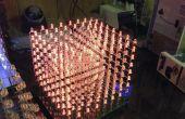 8 x 8 x 8 Arduino LED Cube