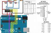 Analog Multiplexer Demultiplexer MC14051B base lancement