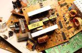 PCB umsonst aus alter matériel informatique