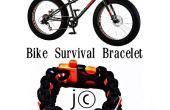 Bracelet de survie de vélo