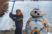 BB-8 bonhomme de neige, Star Wars