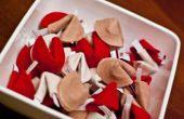 Fortune cookies Valentines a estimé