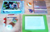 Notebook bricolage facile pas cher