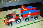 Plate-forme mobile Rock Launcher aka MORLAP aka LEGO catapulte