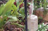Air-Lift d'Irrigation à l'aide de panneau solaire