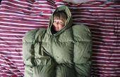 Sac de couchage imperméable Wee protecteur pour les campeurs peu