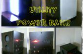 All in One Portable utilitaire Power Bank