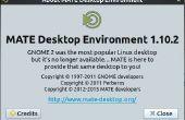 GizDuino d'installation pour Ubuntu Mate Desktop