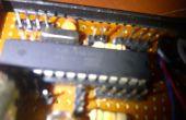 Construire le système de sécurité Laser avec atmega8 (arduino)