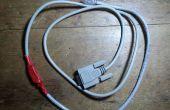 Comment faire une série de 9 broches pour câble Ethernet