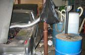 Exécutez votre voiture sur l'hydrogène de canettes de Soda en aluminium et Lye