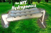 Mini système hydroponique NFT