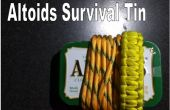 Altoids Tin de survie