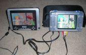 Ajoutez un troisième écran LCD à votre lecteur de DVD portable écran