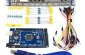 Kit Arduino Mega + débutant Gearbest