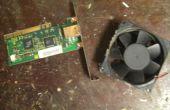 DIY pc ventilateur de refroidissement