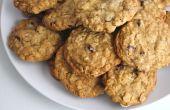 Biscuits à l'avoine gratuit laitiers