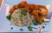 Citronnelle de patate douce au Curry - Vegan & sans Gluten