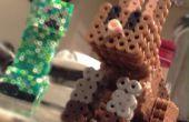Minecraft Perler perle lapin