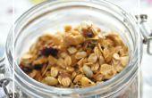 Comment faire de Granola maison   Collation santé facile