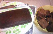 Gâteau de miel humide avec saveur café