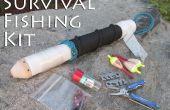 Trousse de survie de pêche
