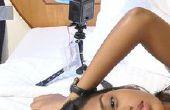 Slaveflash pour caméra automatique avec préflash