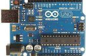 CO2 Minuterie de Dragster avec Arduino