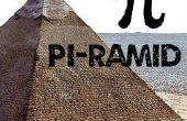 Construire des Mini grande pyramide issu des Pi