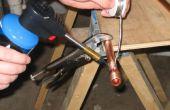 Comment faire pour tuyauterie en cuivre sueur (soudure)