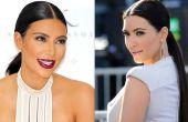 Comment faire une queue de cheval lisse (Kim Kardashian)