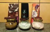 Fouettée des beurres corporels : chocolat, After Eight et gâteaux de Pim inspiré